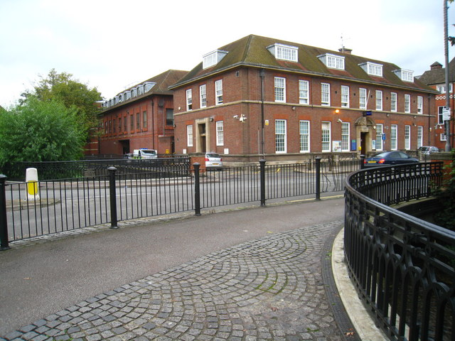 High Wycombe Police Station