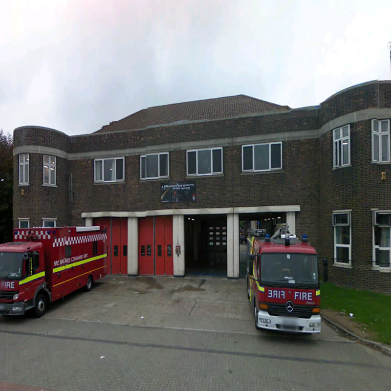 Barking Fire Station